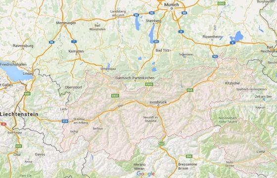 Beieren niet blij met Tirol