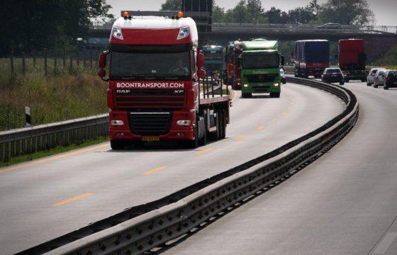 Daling NL kilometers autobahn gestopt