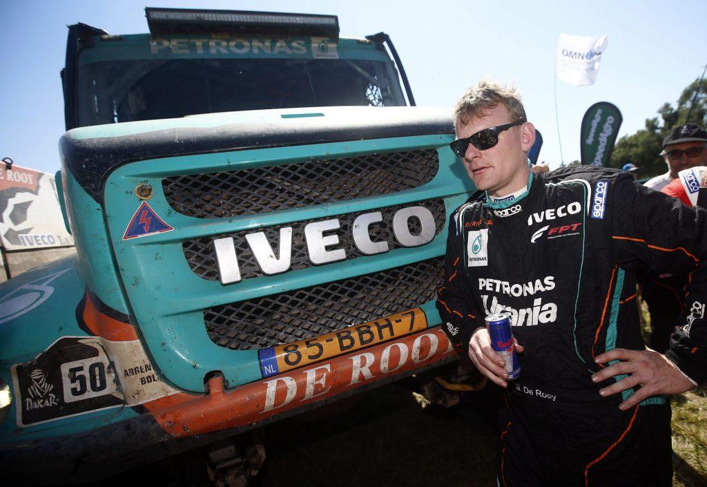 Gerard de Rooy wint Dakar 2016