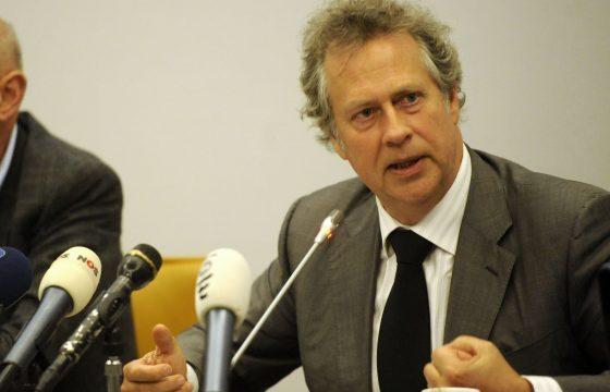 Truckwerende burgemeester is Heisterkamp-commissaris