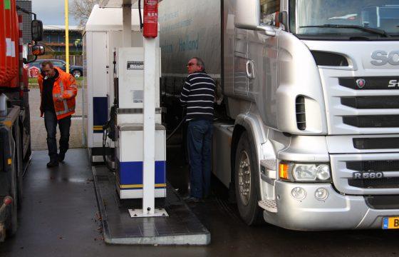 Lage olieprijs betekent goedkope diesel