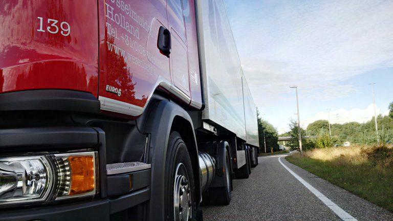 Scania levert 50 tons LNG-LZV