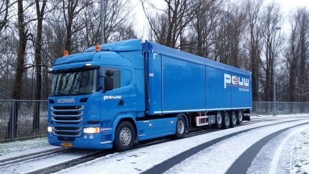 Nieuwe Scania G450 Pouw Eemshaven