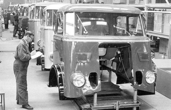 50 jaar DAF-fabriek Westerlo