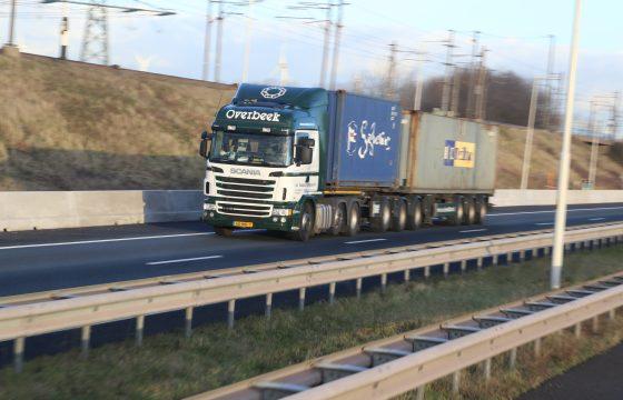 Binnenlandvervoer groeit