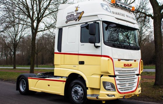 Bakkerij Holland kiest voor DAF