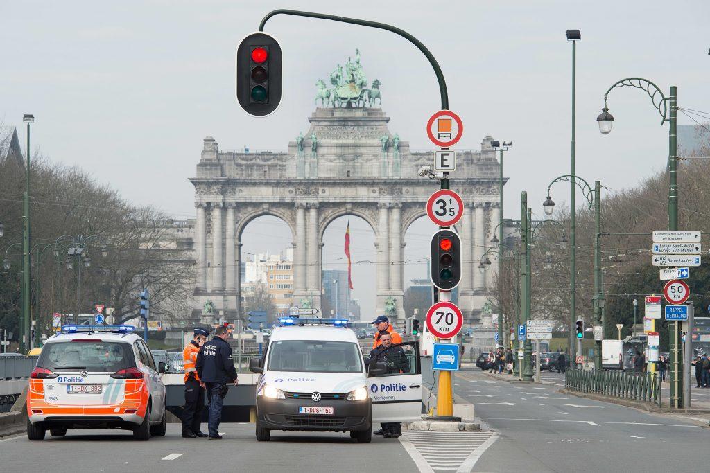 Vertragingen door aanslagen Brussel