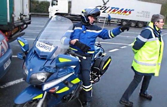 TLN: Franse politie zit echt fout