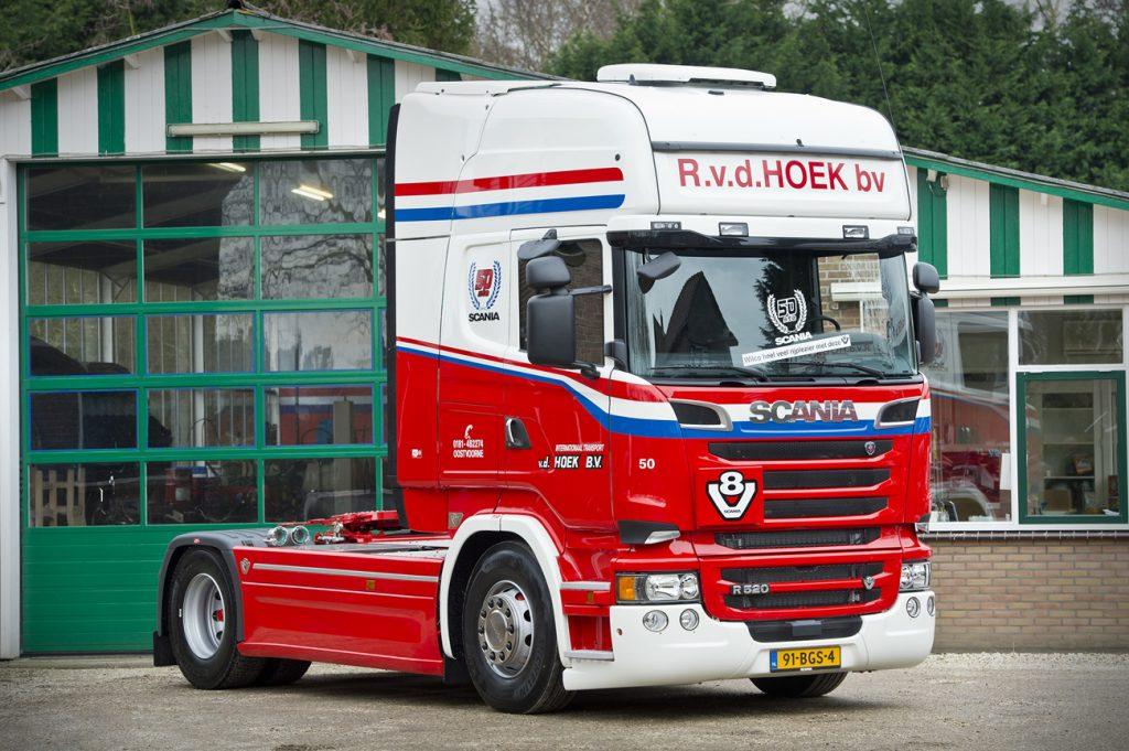 Scania R520 als verrassing
