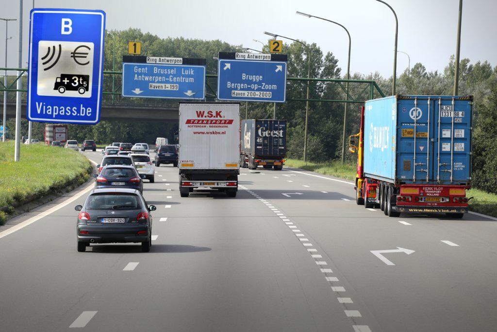 Geen uitstel Belgische tol