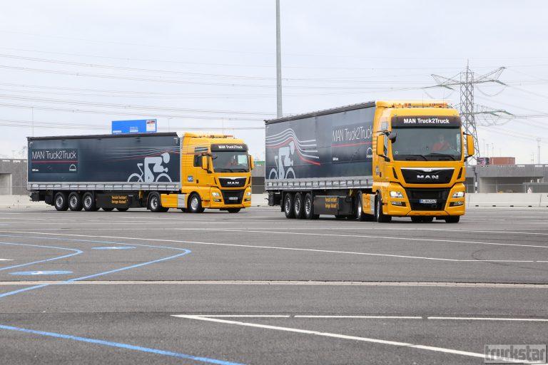 EU Truck Platooning Challenge 2016