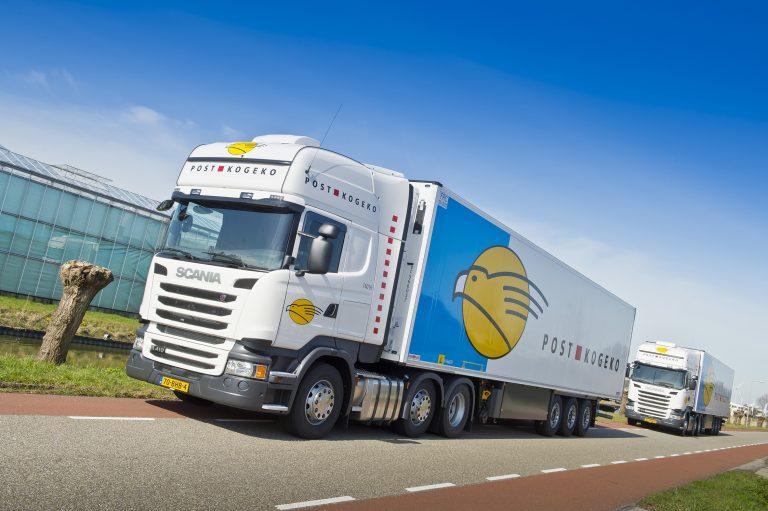 Tweede investering in Scaniatrekkers