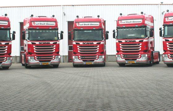 Scania R450 van der Stelt Giessen