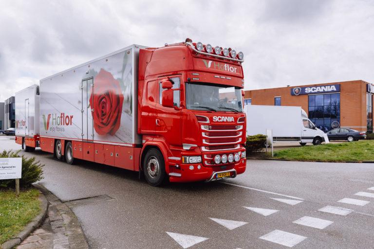 Samenwerking Scania en Wabco