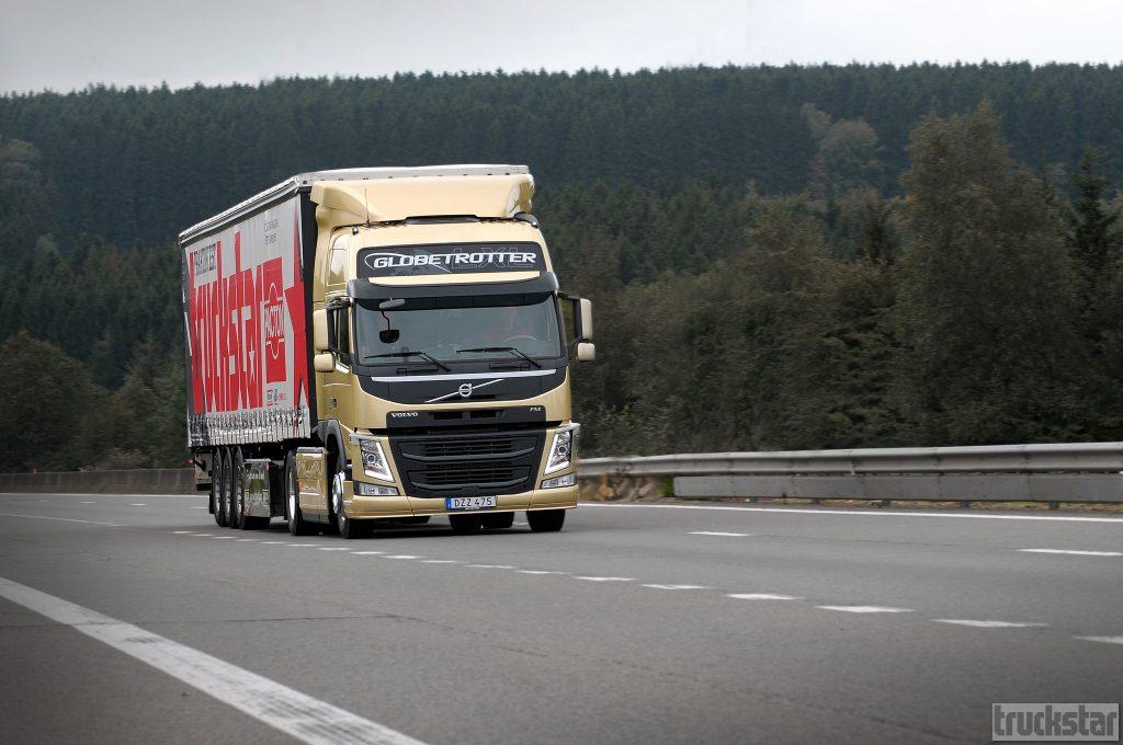 Praktijktest Volvo FM 450 Globetrotter LXL