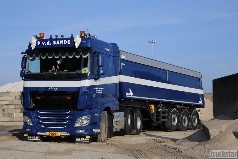 Extra foto's Truckstar 05/2016