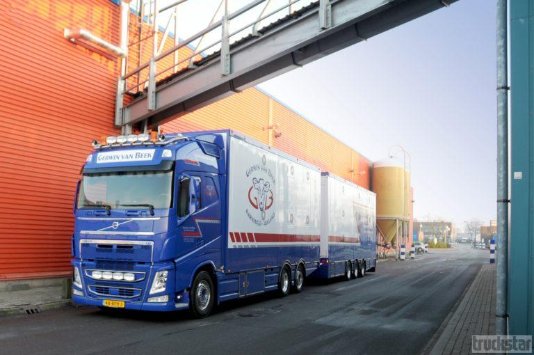 Extra foto's Truckstar 06/2016