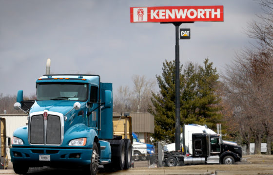 Bakker Bedrijfswagens is Kenworth-dealer