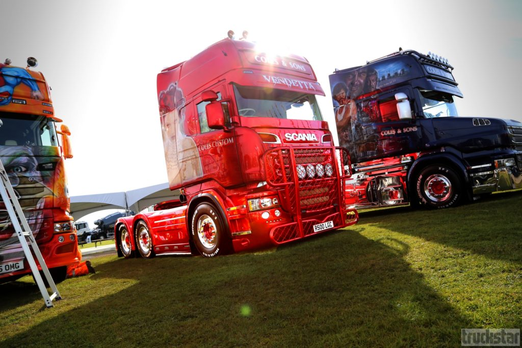Mooi Truckfest Peterborough 2016