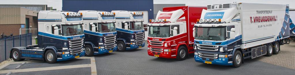 Scania R450 R410 P370 Vreugdenhil