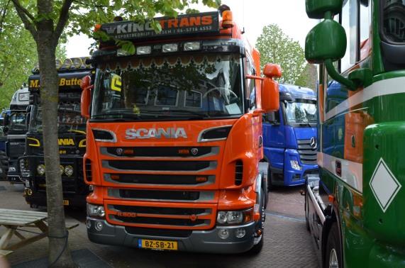 8 mei Truckersfestival Westfriesland