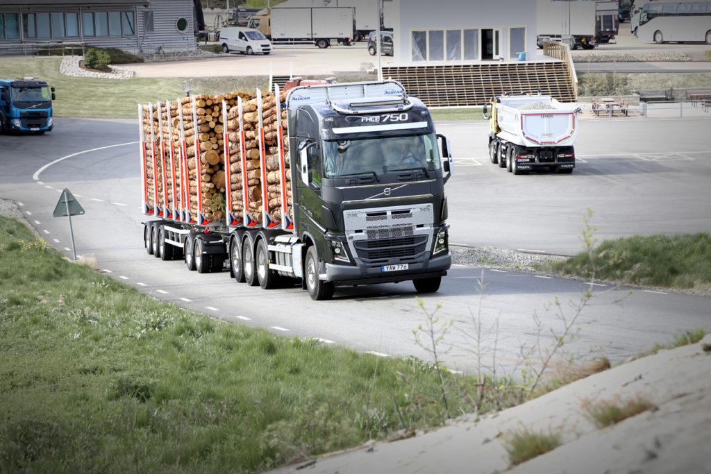 Volvo's kruipversnellingen getest