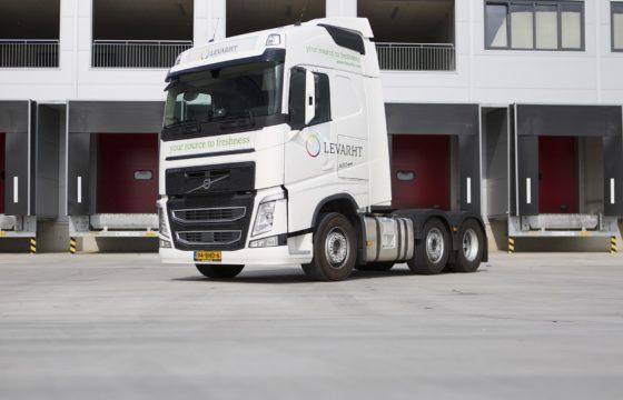 Volvo FH 420 voorlopers voor Levahrt