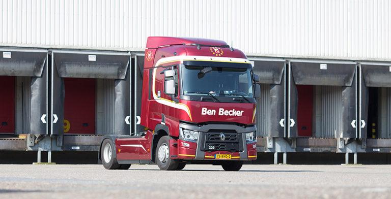 Ben Becker kiest voor Renault