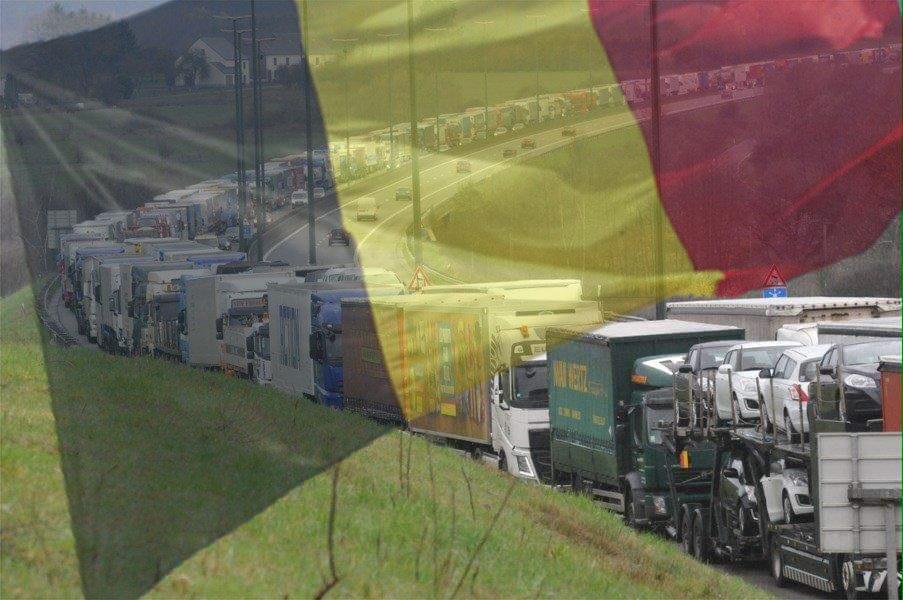 Nieuwe blokkades België aangekondigd