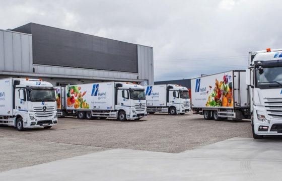 Vrachtautomarkt groeit sterk
