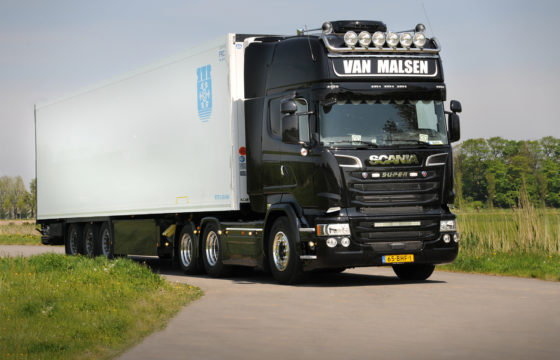 Scania R490 voor Noorwegen-rijder