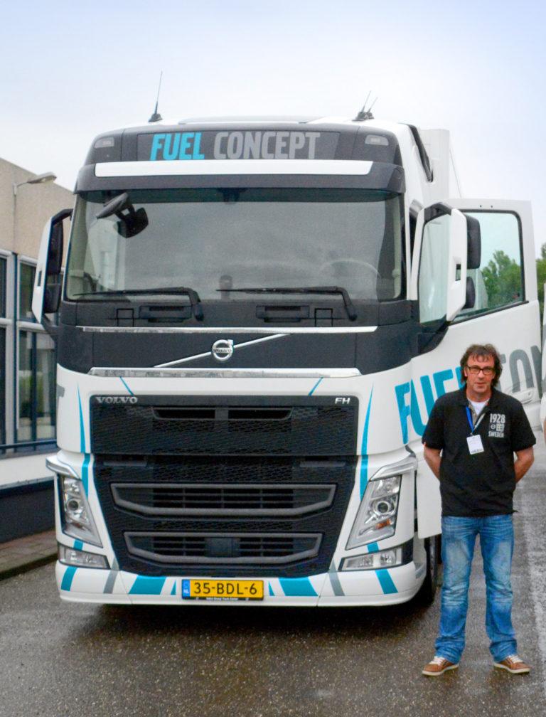 John Havelaar wint Volvo Fuel Challenge