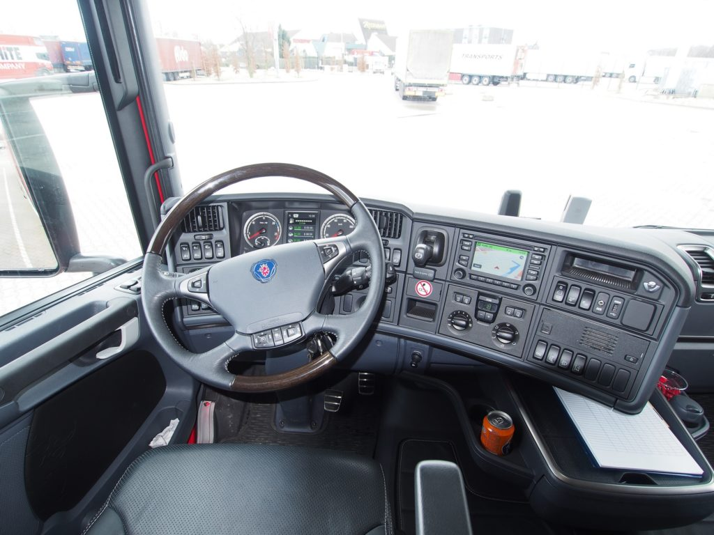 Praktijktest Scania  R450 Topline Streamline