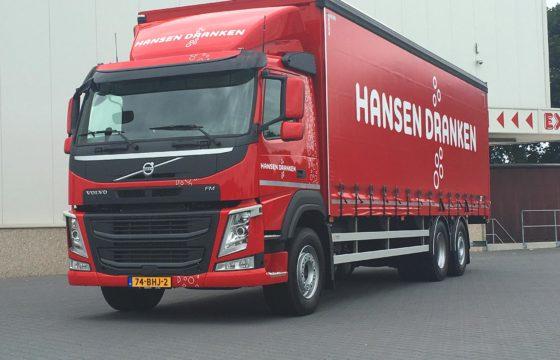 Volvo FM prima drankenauto
