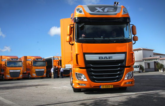 DAF XF Fleet Truck of the Year 2016