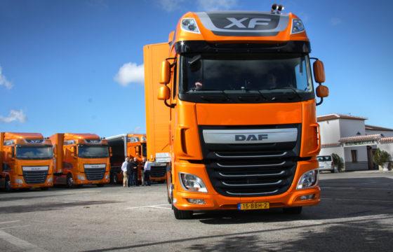 DAF XF Fleet Truck of the Year 2016