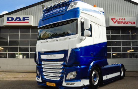 Krautheimer bestelt DAF XF in Holland Style
