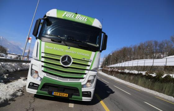 Alternatieve brandstoffen in MB-motoren