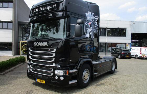 Scania R450 voor eigenrijder Berkvens