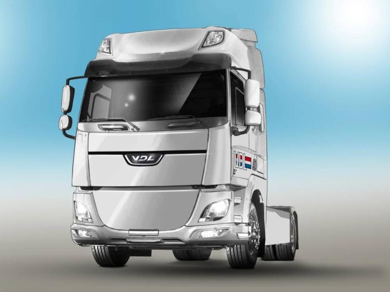 VDL gaat voor elektrische truck