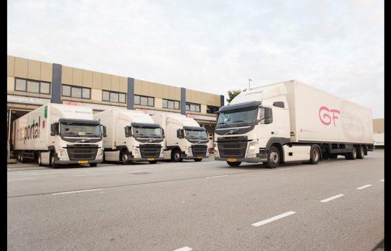 Volvo FM's voor Zandbergen Group
