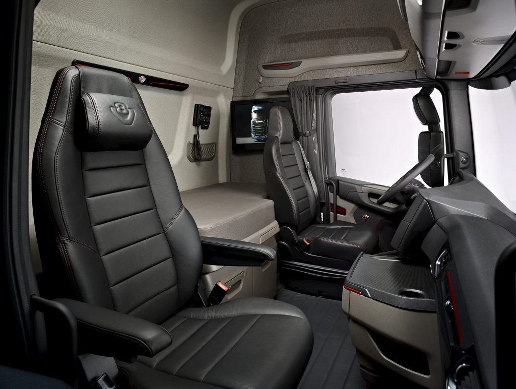 cab interior cs20 highline sdertlje sweden photo gran wink 2016