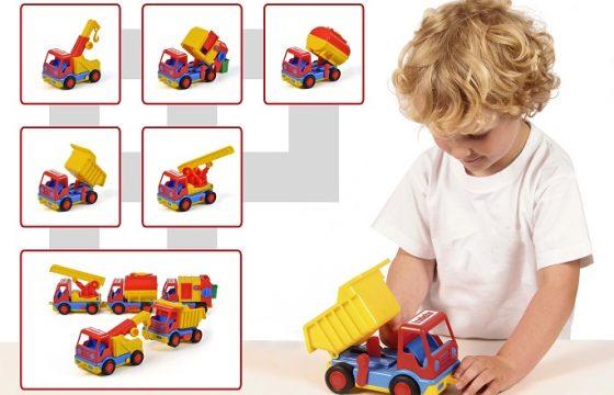 Truckstar speelgoed
