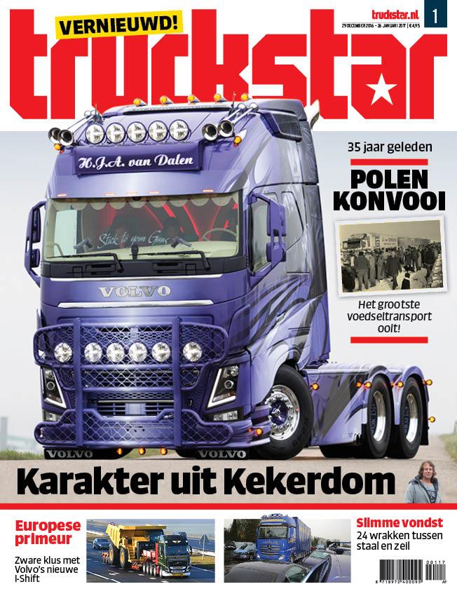 Cover editie 1 2017 Truckstar