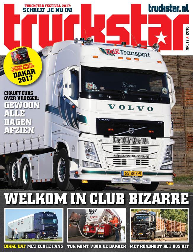 Truckstar editie 13 2016