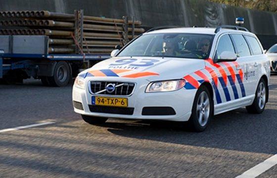 Politie Volvo