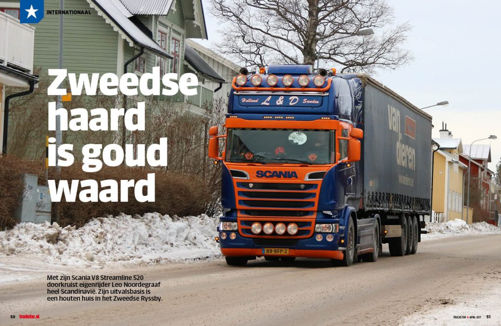 Zweedse haard is goud waard