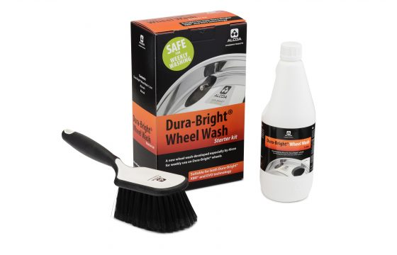 Dura-Bright® Wheel Wash-kit