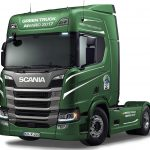 Green award voor Scania R450