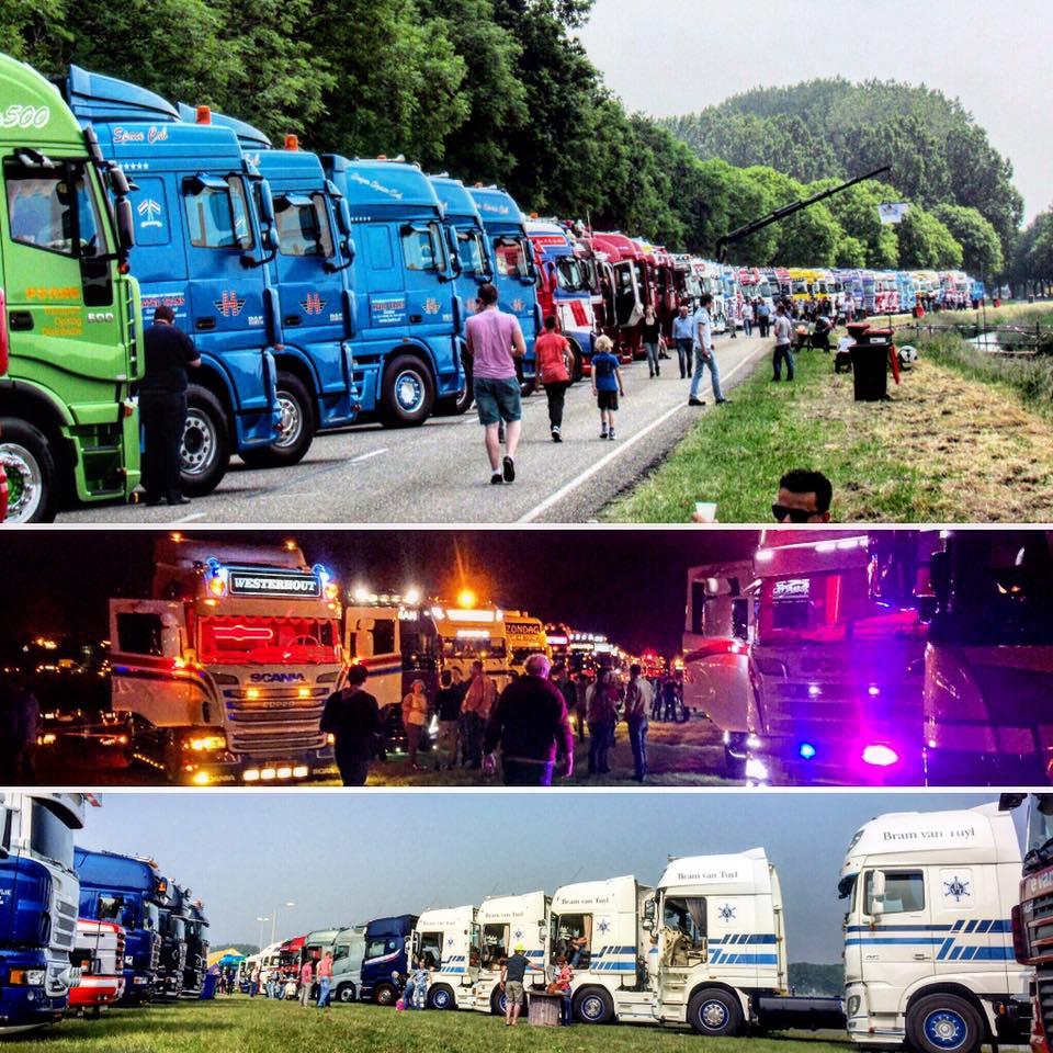 Truckshow Nederhemert